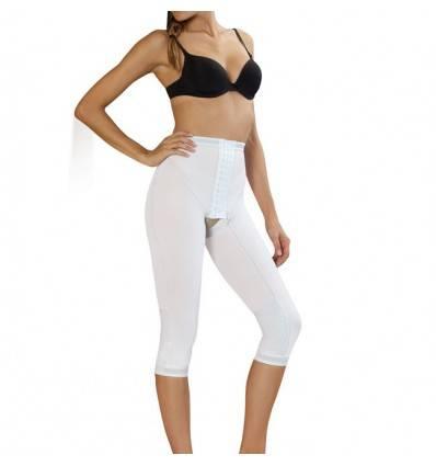 Panty bas long tissus premium