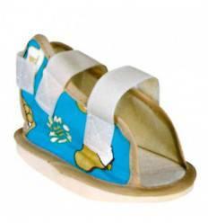 Chaussure pour plâtre pour enfant