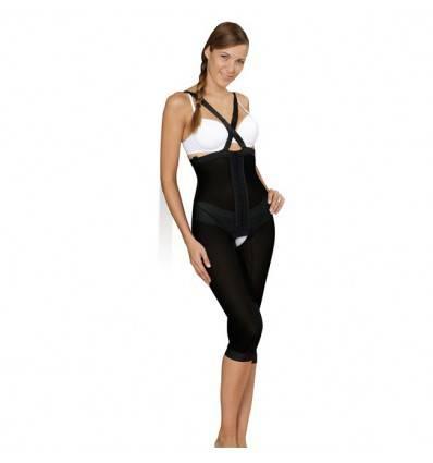 Panty haut long tissus premium