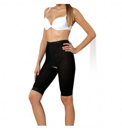 Panty bas court tissus premium