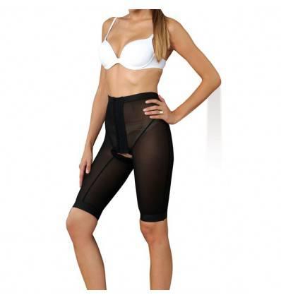 Panty bas court tissus classique