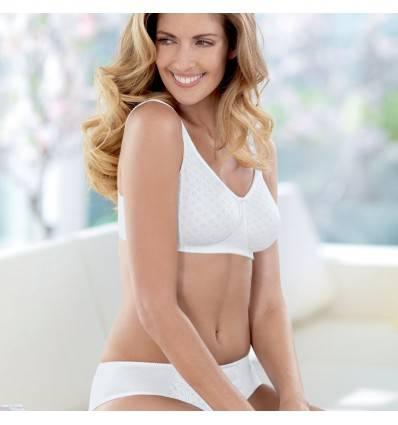 Soutien-gorge LISA 5726X blanc pour femme opérée