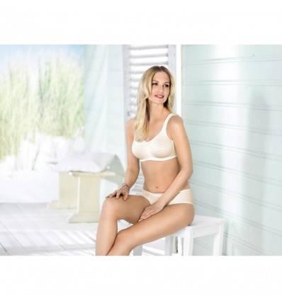 Soutien-gorge LISA 5726X écru pour femme opérée