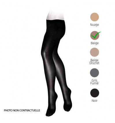 Collants VEINAX transparents classe 2 beige