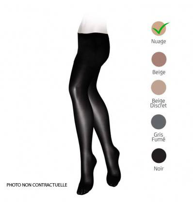 Collants VEINAX transparents classe 2 nuage