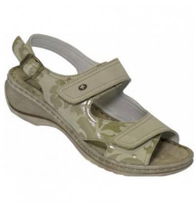 Chaussures femme VILMA argile